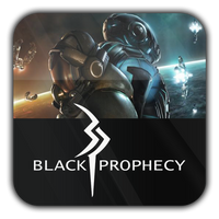 Black Prophecy Dock Icon 512px by Adrenalize81