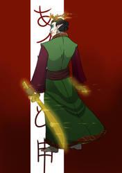 Fan Art Jaden Kor Imaginarium 15 by Satsu78