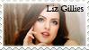 Liz Gillies Stamp by SandraSandra11