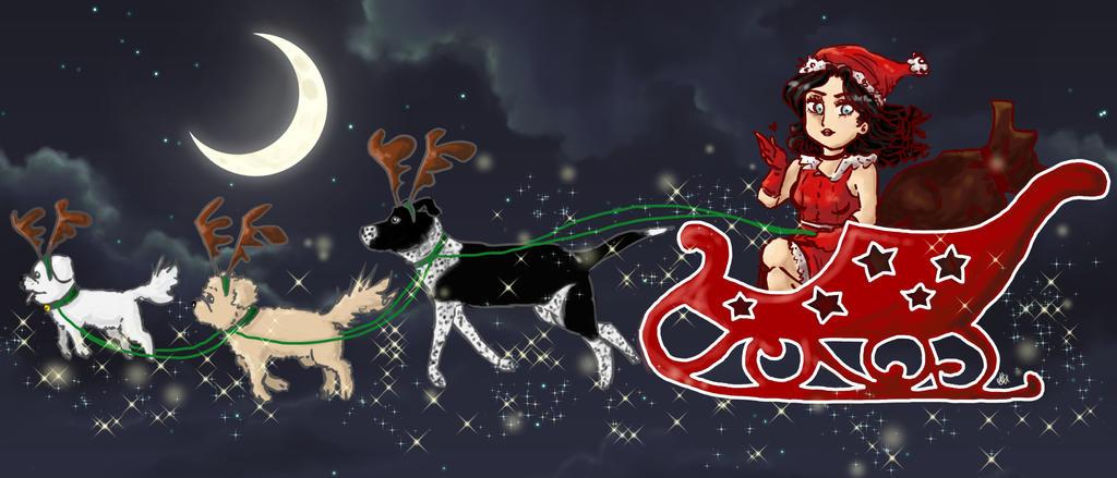 Happy Almost Christmas by SandraSandra11