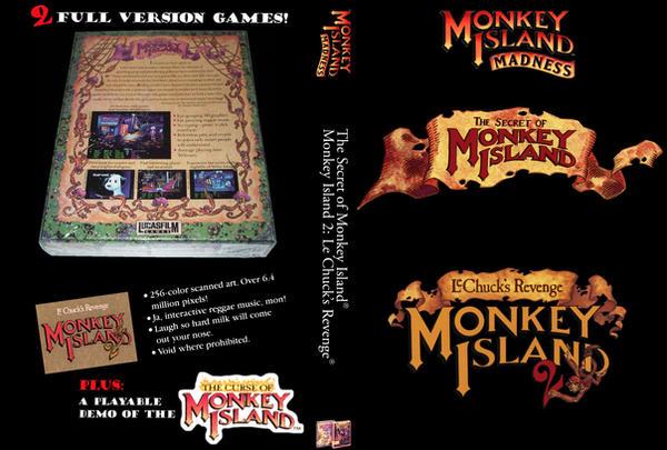 Monkey Island Games List