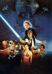 Return of the Jedi Poster 300d