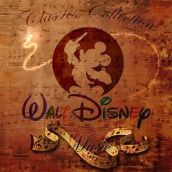 Walt Disney Music Album by Drawder