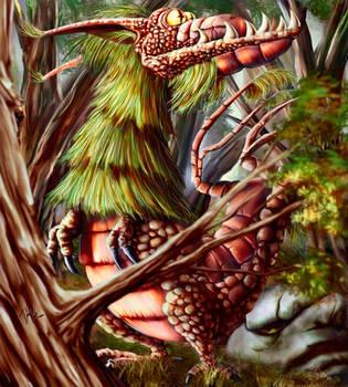 Under Bit Dragon by Hunchy