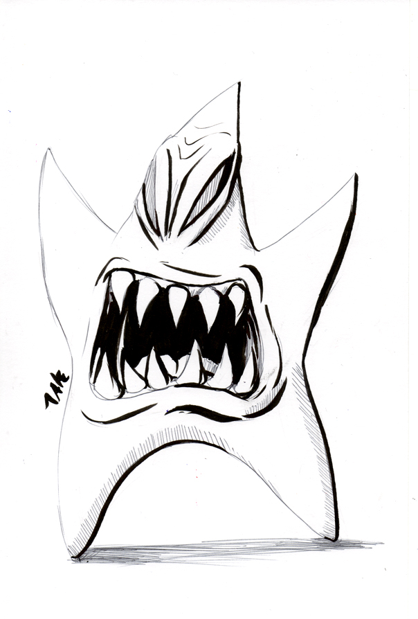 Daily Sketch: Star by Hunchy