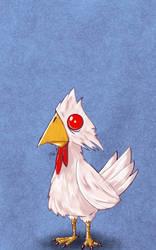 Daily Sketch: Devil Bird by Hunchy
