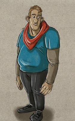 Daily Sketch: Mc Gorilla Arms