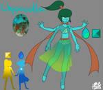 Gemsona Fusion: Chrysocolla