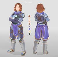 (OPEN) Dwarf adopt auction by Helavel