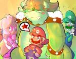 The Mario Squad!