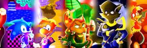 Video Games by KittyJoy