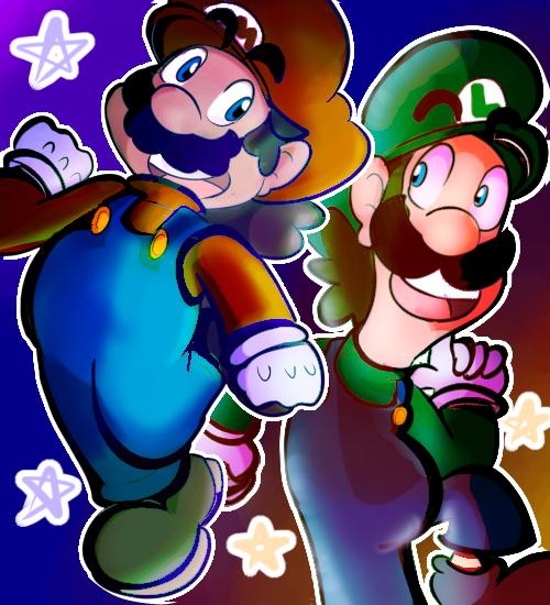 Mario Brothers!