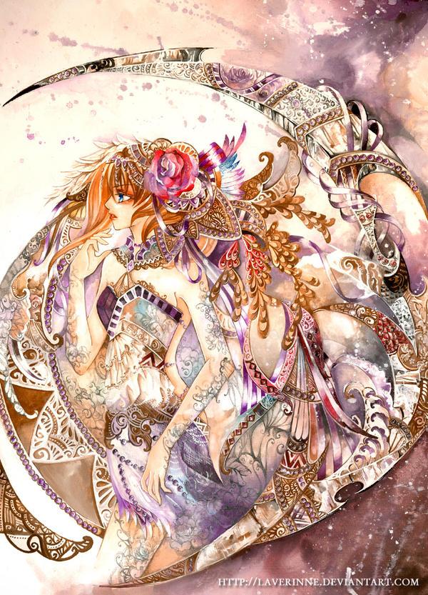 Scorpion Schyte by laverinne
