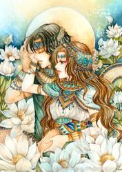 Petula and Lorcan
