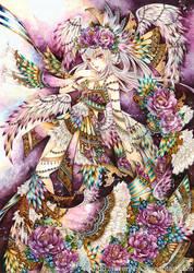 Dream Wings by laverinne