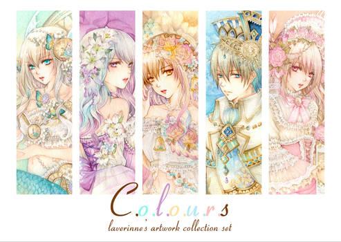 Colours Artprint Collection