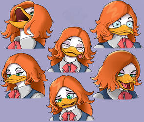 Fiona Expressions by Gibbo18