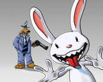 Sam and Max Hit Your Screen