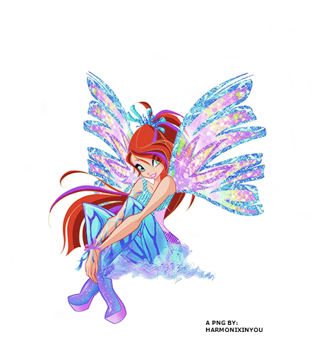 winx bloom sirenix png by harmonixinyou on deviantart