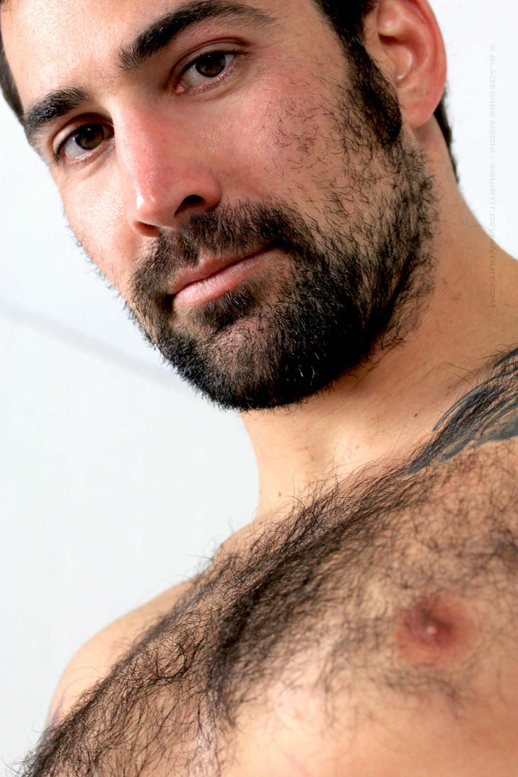 lebanese hairy dude