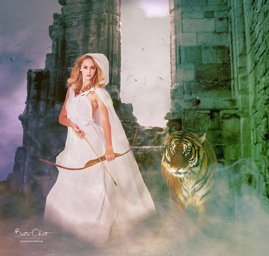 20210222 Lady Tiger