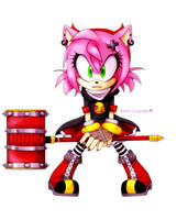 Rose.Amy by Kime-Cupcake