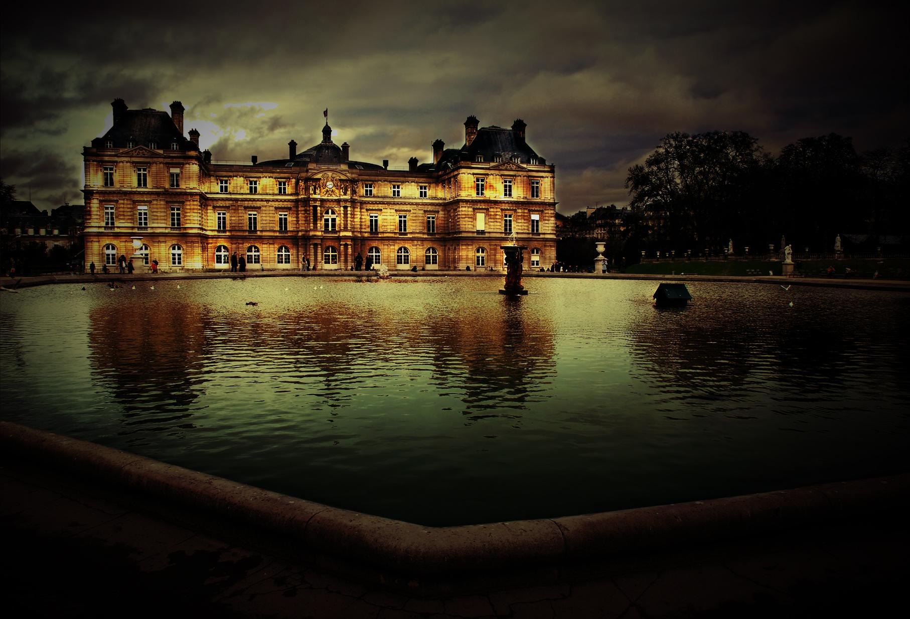 Jardin du luxembourg by kestrel8807 on deviantart for Art du jardin zbinden sa