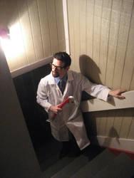 Careful, Doctor Freeman