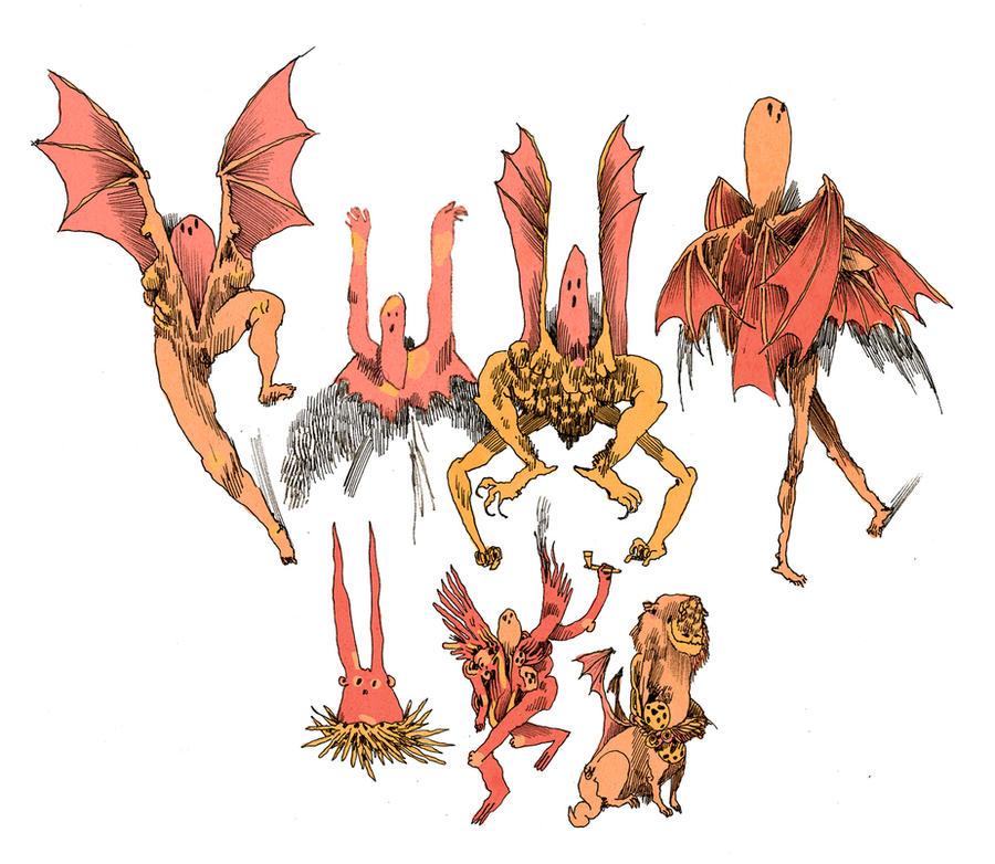 Demons by NeverRider