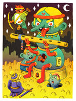 Riddle of the Flute Lord by NeverRider