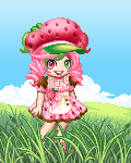 Strawberry Girl by AerithGainsborough22