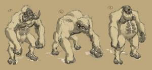 Concept Sketches: Patrollum Praeteritis