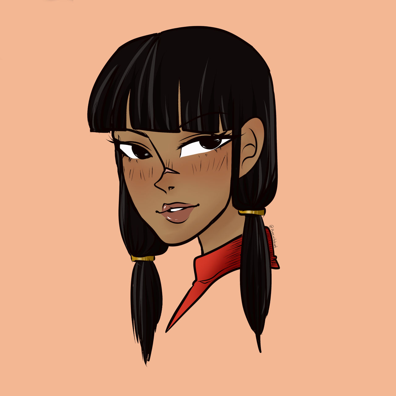 Portrait: Polly