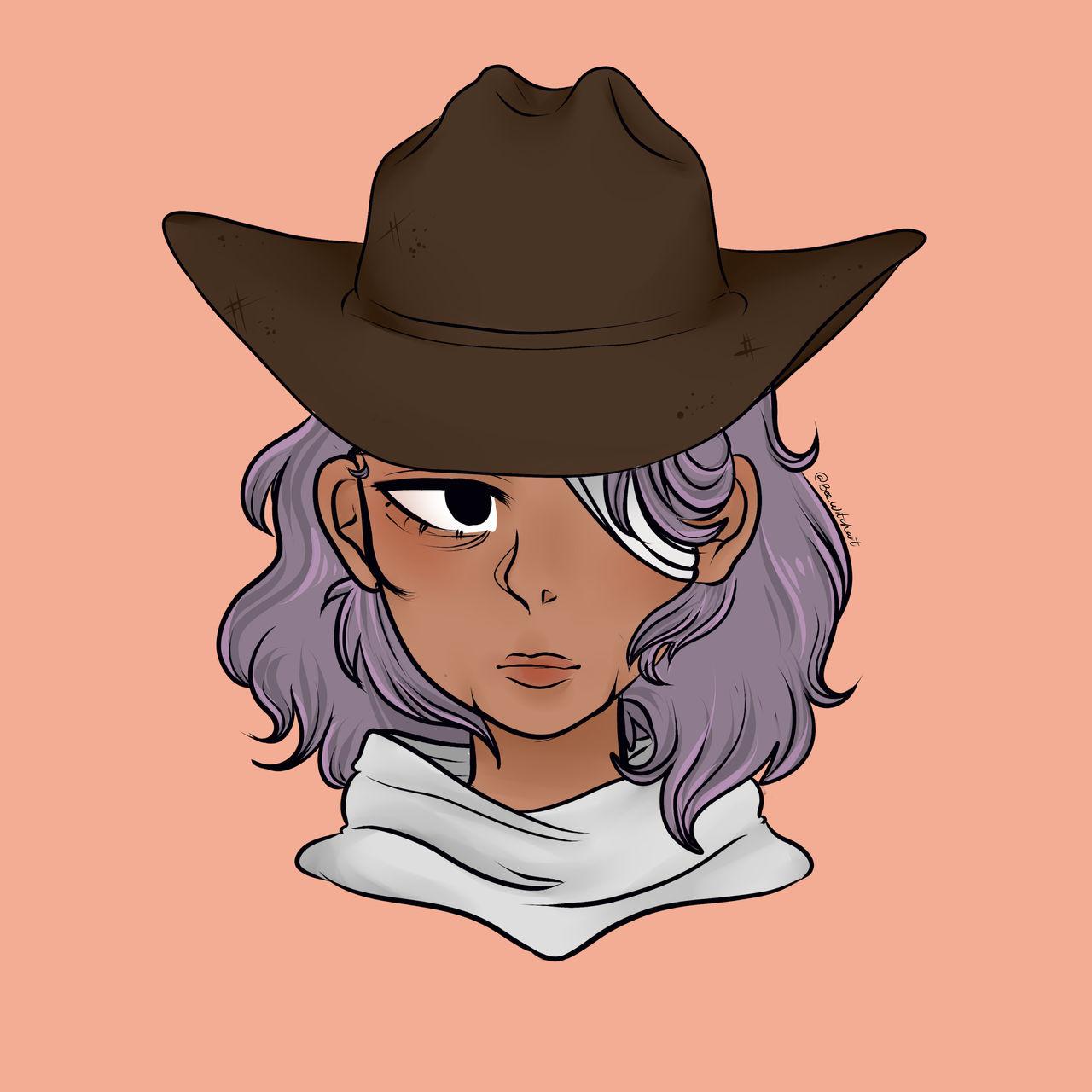 Portrait: Camille
