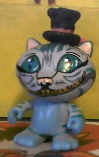 Tim Burton's Cheshire Cat Large Cosplay Buddy by conrislupus