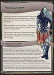 Skycrystal Armor - Roleplaying Item