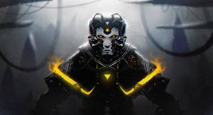 Cyborg by Ullbors