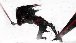 Zone 6 Robot Swordsman