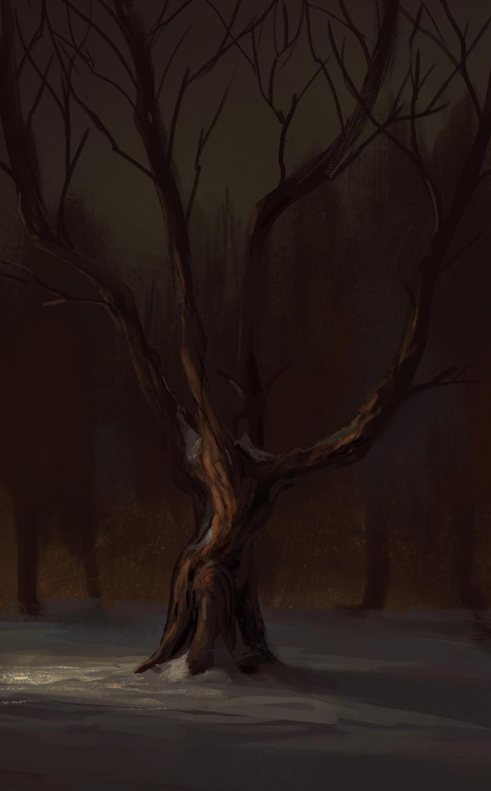 much dark by Ullbors