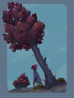 Thorn Tree by Ullbors