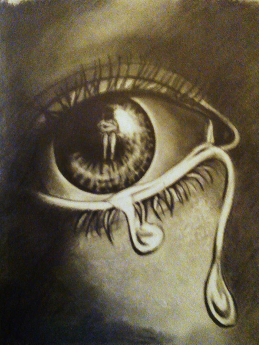 Eyes of sorrow by Evilyyn