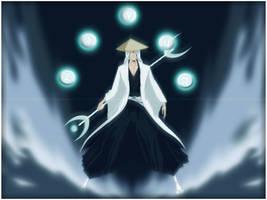 The blind Shinigami - Hiroshi Zatoi- by Dingoegreet