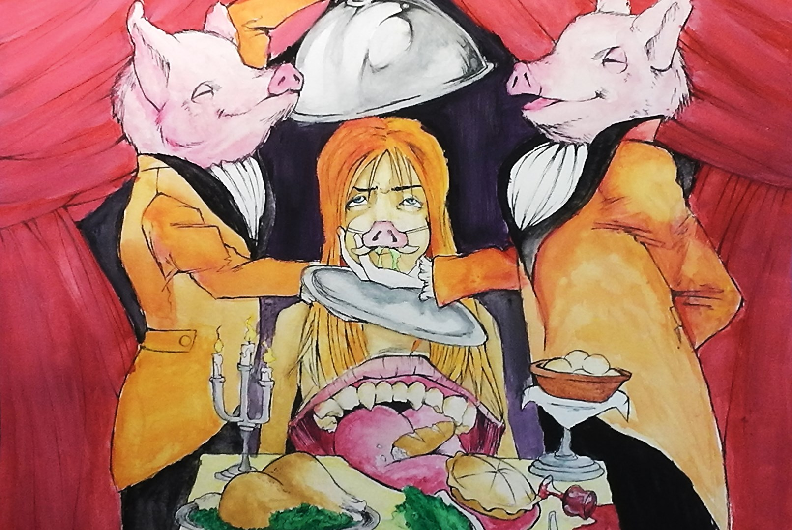 GLUTTONY by ToiFactory