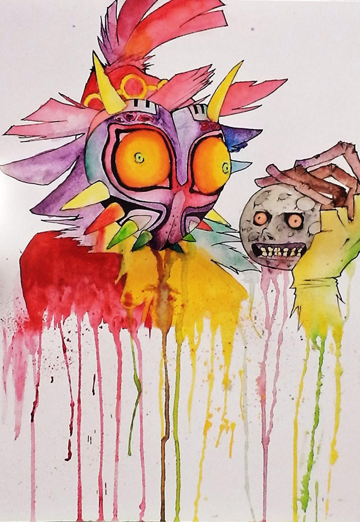 majoras mask by ToiFactory