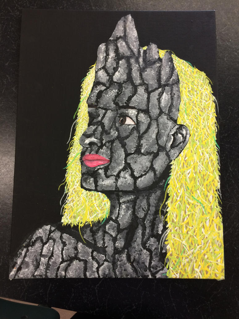 Tree Self Portait by WickedLover4eva