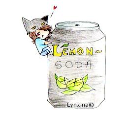 Lemonsoda by Lynxina