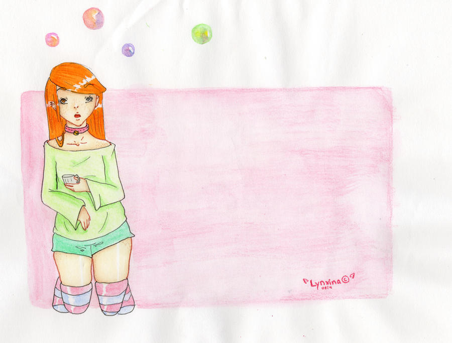 Ma petite Melodie by Lynxina