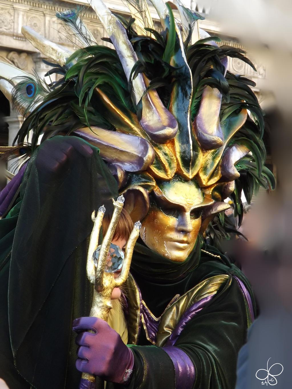 Carnaval Venise 2014 by Lynxina