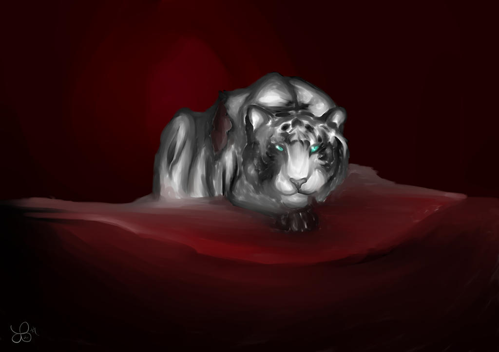 Tigre by Lynxina