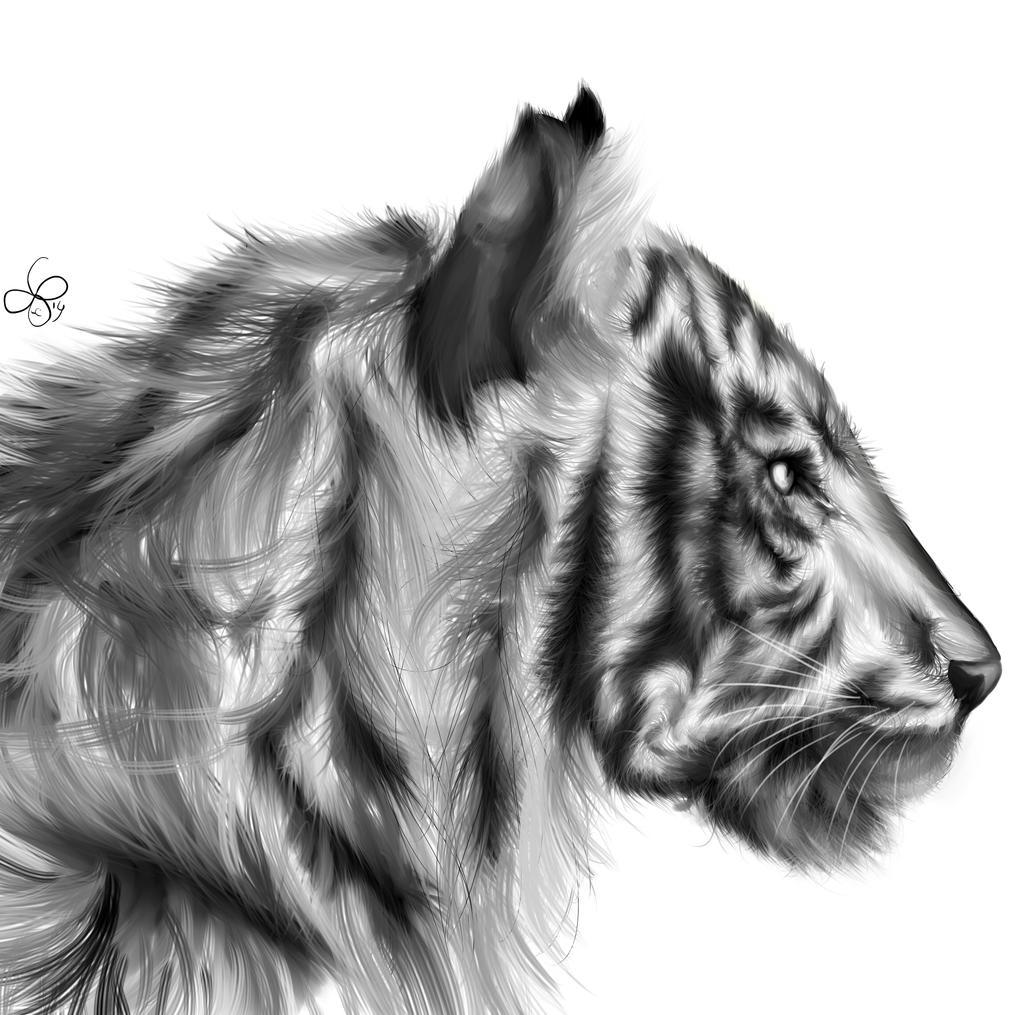 Tiiiigre! by Lynxina